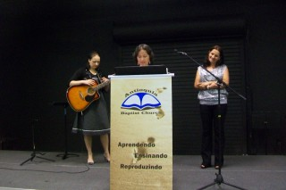 ABCMulher Culto